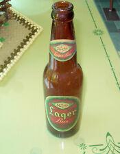 Koch's Lager Beer Bottle Paper Label Dunkirk New York 12 oz.
