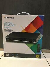 Polaroid Compact HDMI DVD Player - NO REMOTE