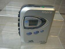 RARE SONY WALKMAN WM-FX290 WORKING AM FM RADIO/CASSETTE PLAYER TESTED