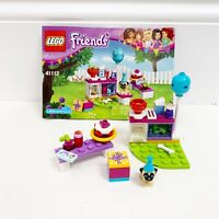 Lego Friends 41112 Party Cakes 100% Complete with Manual