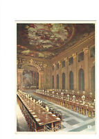 Postcard The Painted Hall Royal Naval College Greenwich London  (B4g)