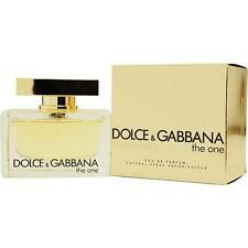 DOLCE & GABBANA THE EAU de Parfum Spray ONE 75 Ml/2.5 fl. OZ