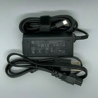 "Genuine 45w Charger AC Power Adapter HP 14"" 14-CA020NR (3GY42UA) CHROMEBOOK"