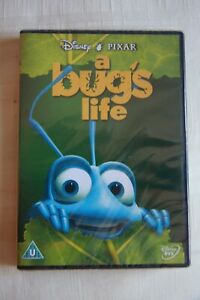 DVD  - A bugs life