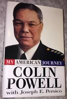My American Journey : An Autobiography by Colin Powell and Joseph E. Persico...