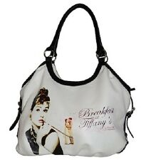 Audrey Hepburn Breakfast At Tiffany's Shoulder Bag by Radio Days *NEW* *FS*