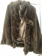 Damselle new york Fur Jacket