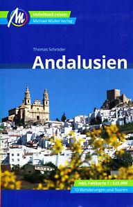 Reiseführer Andalusien Ausgabe 2020/21, MICHAEL MÜLLER VERLAG, wie neu UNGELESEN