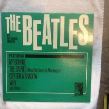 "LP ""The Beatles With Tony Sheridan And Guests""-The Beatles W/Tony Sheridan"