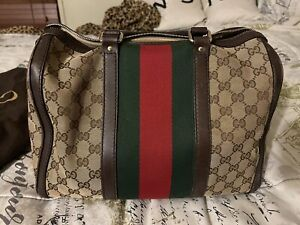 gucci bag authentic used