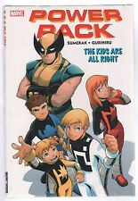 Power Pack The Kids Are All Right Hardcover Graphic Novel HC GN NEW Sealed