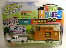 2004 '04 F250 SUPER DUTY TRUCK TINY HOUSES BARNS JOHNNY LIGHTNING DIECAST 2017