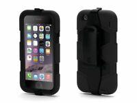 GRIFFIN SURVIVOR MILITARY DUTY CASE COVER BELT CLIP iPhone 6/7/8/X/XS Plus UK