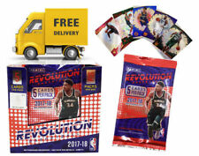 Not Autographed Single Basketball Trading Cards 2017-18 Season