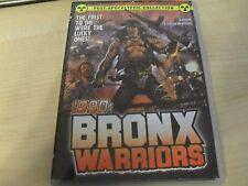 1990: Bronx Warriors (DVD, 2003) Shriek Show Post-apocalyptic Collection DVD