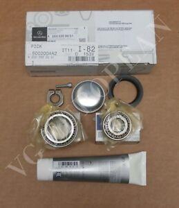 Mercedes Benz Genuine C E CLK SLK-Class Front Left Or Right Wheel Bearing Kit