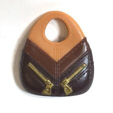 """Large """"Leather"""" Purse - Liv Doll Clothes/Accessories"""
