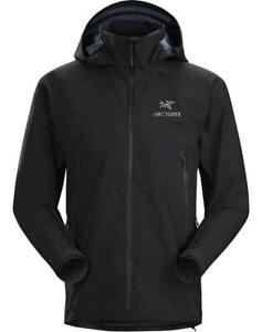 Arc'teryx Men's Beta AR GORE-TEX PRO Jacket Black Medium M Pre-Owned EUC