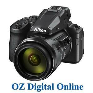 NEW NIKON COOLPIX P950 16MP 83x Optical Zoom WiFi 4K CAMERA 1 Year Au Wty