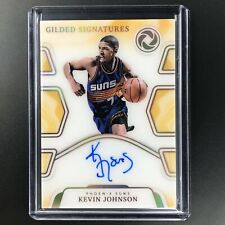 2018-19 Opulence KEVIN JOHNSON Gilded Signatures 8/79