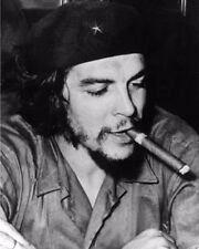 Guerrilla War Leader CHE GUEVARA Glossy 8x10 Photo Cuban Revolution Print Poster