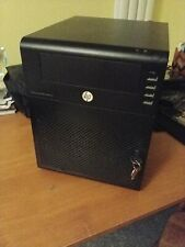 HP 658553-421 ProLiant N40L Micro Server - Black spares or repair no boot