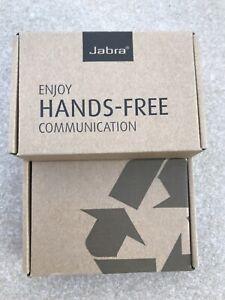 Jabra GN2100 FlexBoom Binaural Schwarz Kopfbügel Headset QD Quick Disconnect