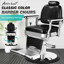 Heavy Duty Hydraulic Barber Chair All Purpose Recline Beauty Salon Spa Equipment