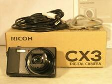 Ricoh CX3 10.6MP Compact Digital Camera