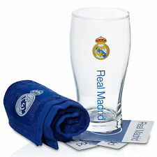 Real Madrid Mini Bar Set / Beer Glass Set