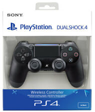 Sony Dualshock 4 V2 Controller Wireless per PlayStation 4 - Nero
