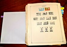CatalinaStamps:  Worldwide Stamp Collection on Album Pages, 7529 Stamps, #D340