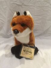 Webkinz Small Signature Fox WITH CODE New Condition