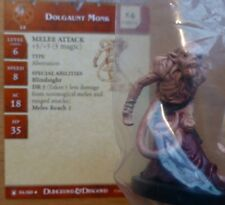 D&D Miniatures Dungeons & Dragons 29 Dolgaunt Monk LE14