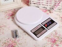 10kg/1g Electronic Digital Kitchen Scale Food Weight AU Stock $15.95 delivered