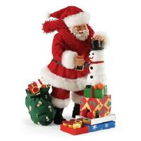 Enesco Department 56 Possible Dreams Santa's Fun Factory (4052398)