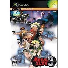 METAL SLUG 3 Xbox X box Import Japan