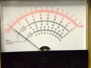Replacement AC Volt Meter NIB Heath Kit #407-143