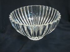 """Waterford Marquis Fine Crystal Large Centerpiece Bowl 10"""" Omnia Glass"""