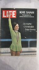 Life Magazine February 23rd 1968 Olympic Charmer Peggy Fleming Published By Time