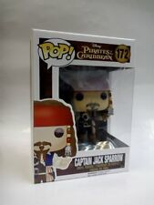 Funko POP POTC Captain Jack Sparrow Vinyl Figure #172