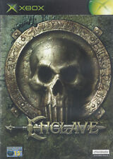 ENCLAVE for Xbox - with box & manual - PAL