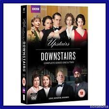 UPSTAIRS DOWNSTAIRS SERIES 1& 2 - BBC SERIES 1 & 2 - **BRAND NEW DVD BOXSET**