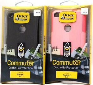 "New OtterBox Commuter Series Case for Google Pixel XL 5.5"" - Authentic!"