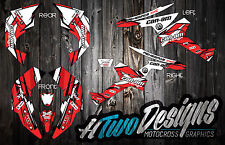 CAN-AM RENEGADE 800/1000 GRAPHIC KIT STICKERS CAN AM GRAPHICS CANAM DECAL 800