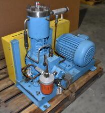 High Pressure Oxygen Diaphragm Compressor Pdc 2 10000 45 2hp 10000 Psi
