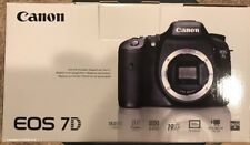 Canon EOS 7D 18.0 MP Digital Camera - Black (Body Only)