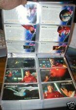 STAR TREK CINEMA COLLECTION SETS 1 THROUGH 6  NO RSV