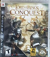 The Lord of the Rings Conquest PS3 (Sony PlayStation 3, 2009) Video Game (C)
