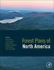 FOREST PLANS OF NORTH AMERICA - SIRY, JACEK P. (EDT)/ BETTINGER, PETE (EDT)/ MER